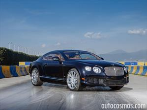 Bentley Continental GT 2015 a prueba