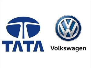 Tata Motors y Volkswagen realizan una alianza estratégica