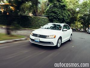 Volkswagen Nuevo Jetta 2015 a prueba