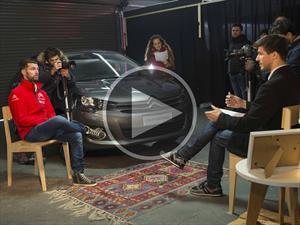 Video: Citroën, Pechito López y Matías Rossi y la educación vial