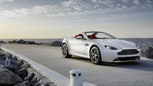 Aston Martin V8 Vantage 2012 debuta en Ginebra