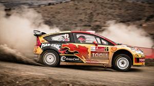 Todo listo para el Rally México 2012