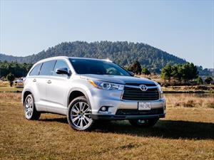 Toyota Highlander 2014 a prueba
