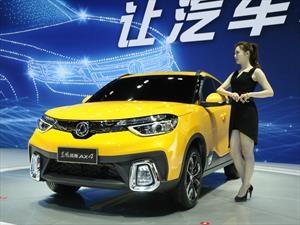 Los clones chinos más descarados del Salón de Shanghái 2017
