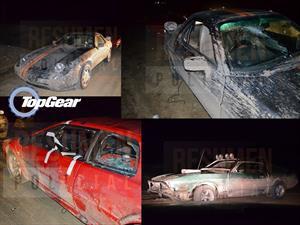 Top Gear: Apedreado en Argentina
