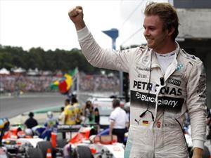F1: el dinero no es todo para Nico Rosberg