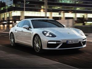Nuevo Porsche Panamera Turbo S E-Hybrid, poderoso y ecológico