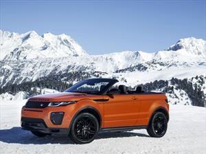 Range Rover Evoque Convertible: revolucionario sin techo
