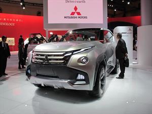 Mitsubishi GC-PHEV Concept debuta