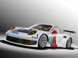 Porsche 911 RSR 2013, listo para competir
