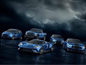 Ford ha comercializado 200.000 deportivos en lo que va de 2016