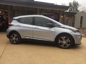 Chevrolet Bolt EV 2017, lo manejamos en EE.UU.