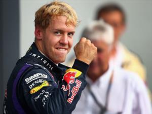 F1: GP de Corea, Vettel casi por el campeonato