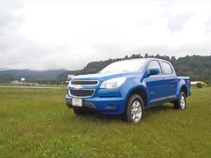 Chevrolet Colorado LT 4x4 2013 a prueba
