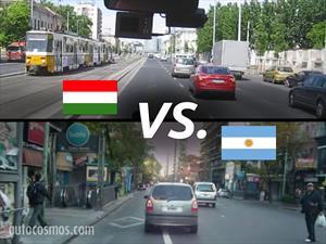 Ambulancia on board: Hungría vs. Argentina