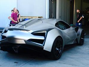 Icona Vulcano Titanium estrena carrocería de titanio