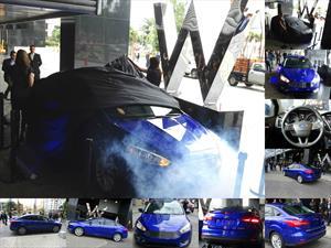 Nuevo Ford Focus 2015 llega a Colombia