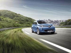Renault Zoe 2017: ahora con mayor autonomía