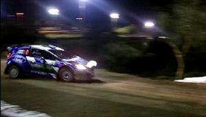 WRC: Solberg, el rey de la noche en Argentina