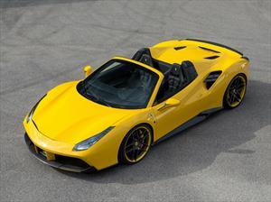 Ferrari 488 Spider por Novitec Rosso debuta