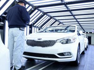 KIA y el impacto ambiental en la fabricación de vehículos