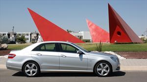 Mercedes-Benz E250 CGI Avantgarde 2012 a prueba