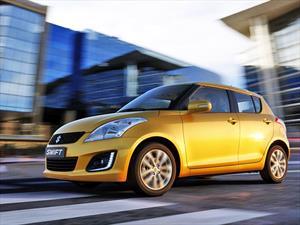 Nuevo Suzuki Swift 2014: Ya está en Chile