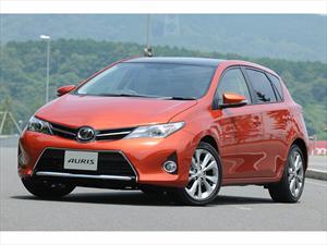 Toyota Auris 2013:  La segunda generación ya es realidad