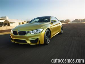 Test de BMW M4 Coupé 2015