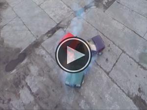 Video: solo los rusos son capaces de armar un spinner con 3 ladas
