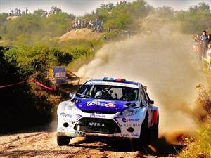 Rally de Argentina: Chileno termina quinto