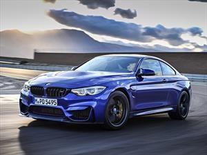 BMW M4 CS, lo más cerca al poder del GTS
