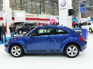 Nuevo Volkswagen Beetle en el Salón del Automóvil