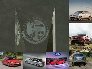 Listos finalistas al North American Car and Truck of the Year 2015