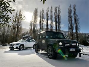 Mercedes-Benz dice presente en Bariloche