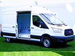 Nuevo Ford Transit 2015: Inicia venta en Chile