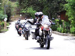 Inicia el Encuentro BMW Motorrad Riders 2015