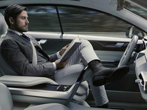 Volvo Concept 26 pensado para el uso autónomo