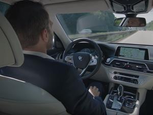 BMW y los diferentes niveles de conducción autónoma