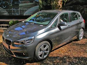 BMW Serie 2 Active Tourer: Estreno oficial en Chile