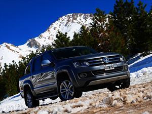 Lanzamiento Volkswagen Amarok Ultimate en Argenitna