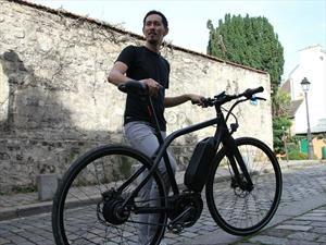 VIT-S es la bicicleta eléctrica más poderosa del mundo