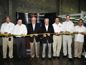 Continental Tire de México inaugura planta de renovado en Sonora
