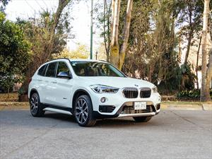 Manejamos el BMW X1 2016