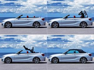 BMW presenta el Serie 2 Cabrio