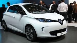 Renault ZOE: Eléctrico a producción