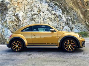 Volkswagen Beetle Dune se presenta