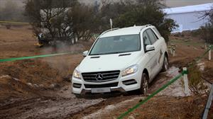 Mercedes-Benz ML 2012: Lanzamiento oficial en Chile