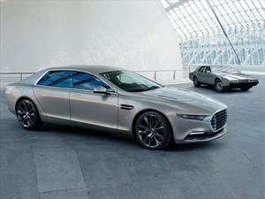 Aston Martin Lagonda 2015, revive el clásico sedán excéntrico