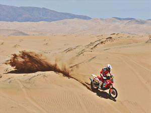 Dakar 2013: los resultados de la etapa 12